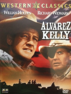 Alvarez Kelly - DVD cover