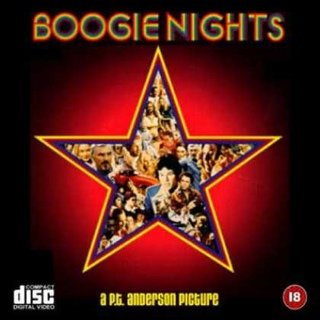 Boogie Nights - DVD cover