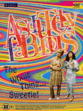 Absolutely Fabulous: The Whole Thing Sweetie - DVD cover