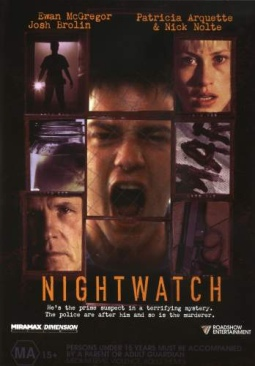 Nightwatch - HD DVD cover