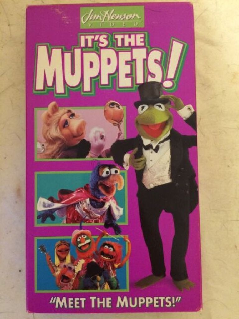 It's The Muppets! - Meet the Muppets -  cover