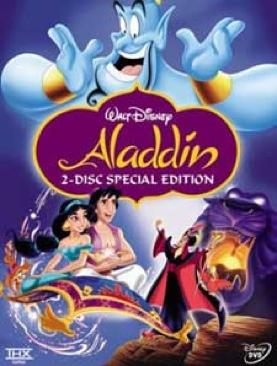 Aladdin - CED cover