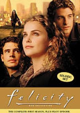 Felicity - DVD cover
