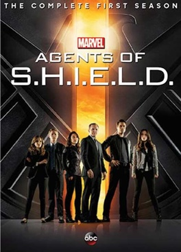Agents of S.H.I.E.L.D. - DVD cover