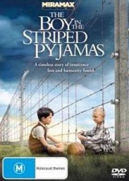 The Boy in the Striped Pyjamas - CED cover
