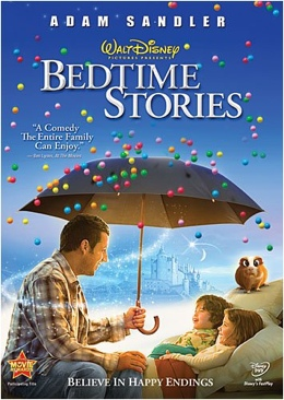 Bedtime Stories - Video CD cover