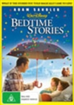 Bedtime Stories - DVD cover