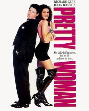 Pretty Woman - DVD cover