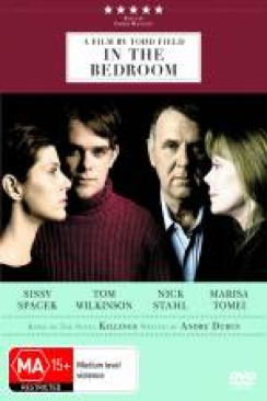 In the Bedroom - DVD cover