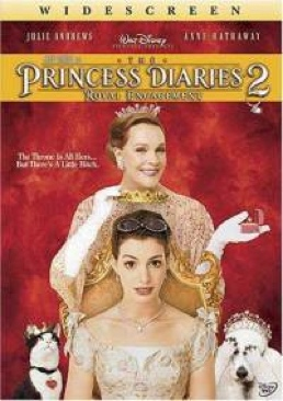 The Princess Diaries 2: Royal Engagement - UMD cover