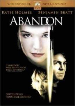 Abandon - DVD cover