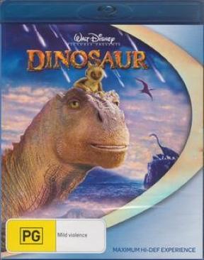 Dinosaur - Blu-ray cover