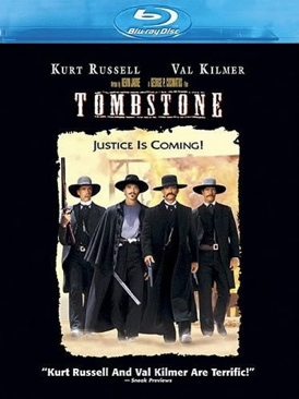 Tombstone - Blu-ray cover