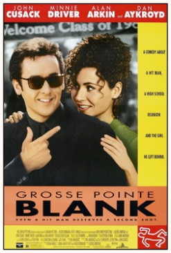 Grosse Pointe Blank - CED cover