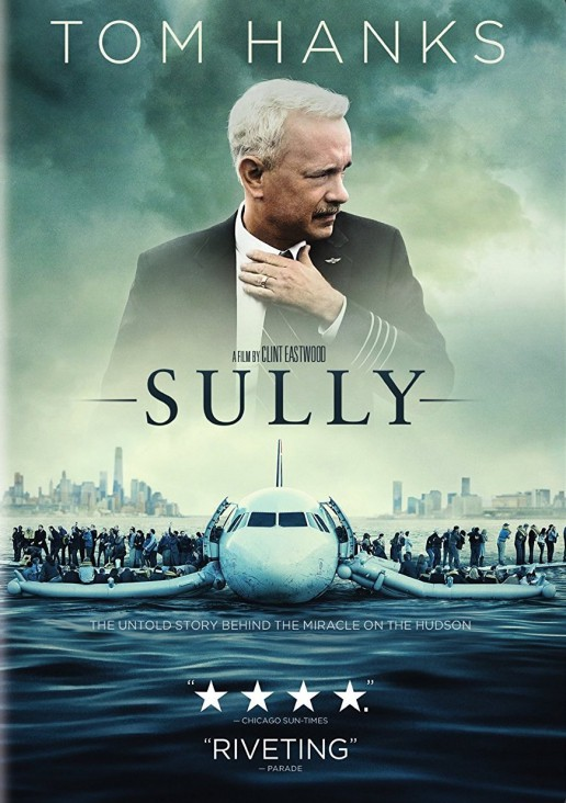 Sully - Blu-ray cover