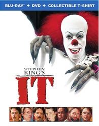 It (1990) - Blu-ray cover