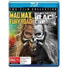 Mad Max 4: Road Fury (Black & Chrome Edition) -  cover