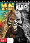 Mad Max: Fury Road - Black & Chrome Edition -  cover