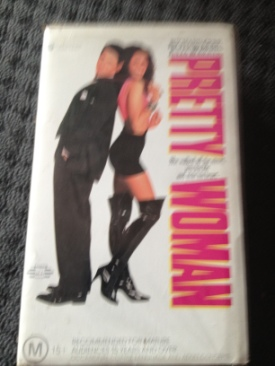 Pretty Woman - VHS cover