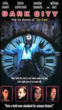 Dark City - VHS cover