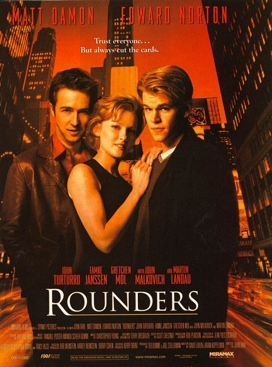 Rounders - DVD cover