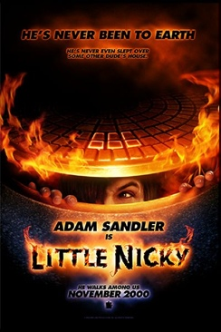 Little Nicky - VHS cover