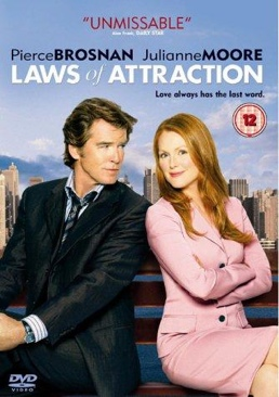 Laws of Attraction - DVD cover