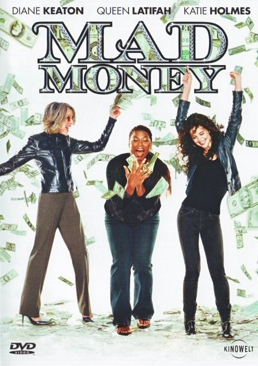 Mad Money - DVD cover
