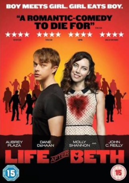 Life After Beth - DVD cover