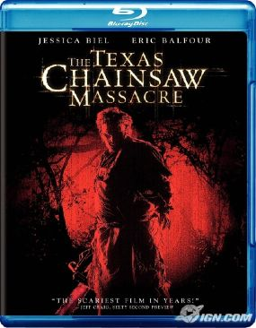 The Texas Chainsaw Massacre - Blu-ray cover