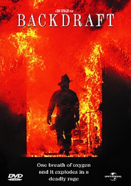 Backdraft - DVD cover