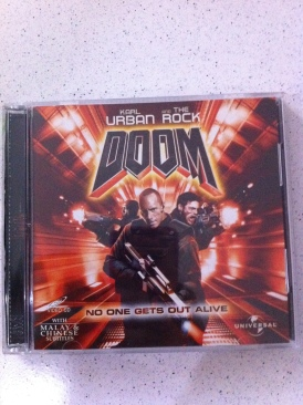 Doom - Video CD cover