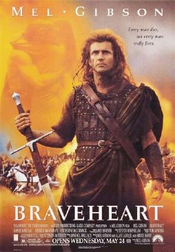 Braveheart - DVD-R cover