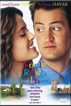 Fools Rush In - DVD cover