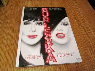 Burlesque  -  cover