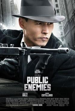 Public Enemies -  cover
