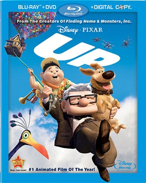 Up - Blu-ray cover