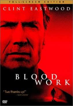 Blood Work - VHS cover