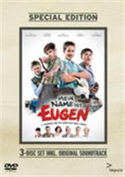 Mein Name Ist Eugen - DVD cover