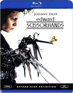 Edward Scissorhands - Digital Copy cover