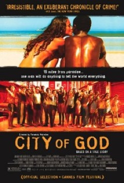 City of God - Blu-ray cover