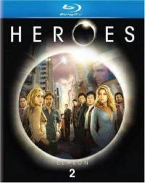 Heroes - Blu-ray cover