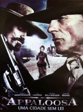 Appaloosa - DVD cover