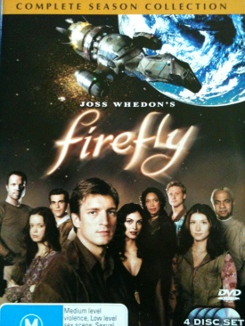 Firefly - VHS cover