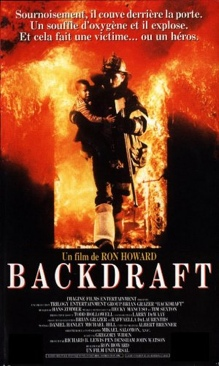 Backdraft - DVD-R cover