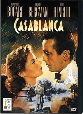Casablanca - DVD-R cover