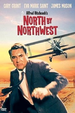 North by Northwest - DVD cover