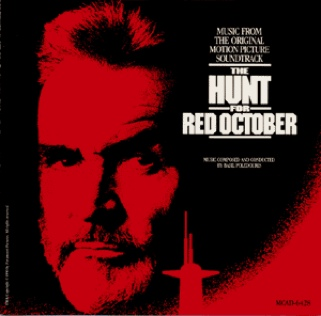 The Hunt for Red October - Digital Copy cover