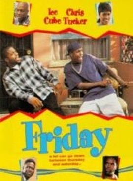 Friday - DVD cover