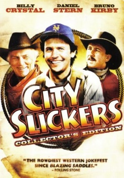 City Slickers - DVD cover